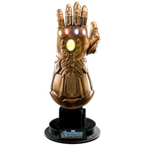 Hot Toys Avengers: Endgame Replica 1/4 Infinity Gauntlet 17 cm