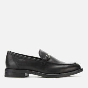 Vagabond Women's Amina Leather Loafers - Black