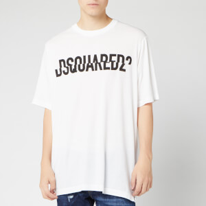 Dsquared2 Men's Dsquared2 Slouch Fit T-Shirt - White