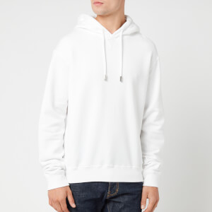 Dsquared2 Men's Icon Hoodie - White/Red