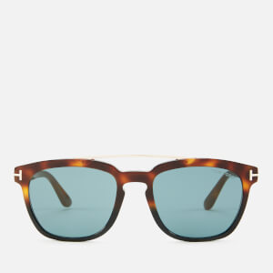 Tom Ford Men's Holt Sunglasses - Havana/Green
