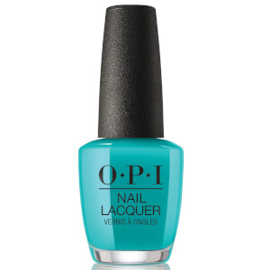 OPI Limited Edition PUMP Neon Collection - Nail Polish Dance Party 'Teal Dawn 15ml