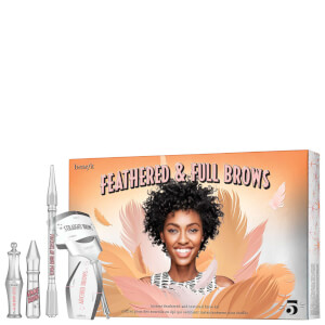 benefit Feathered and Full Brow Kit - 05 Deep