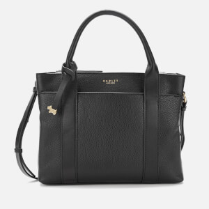 Radley Women's Maples Place Medium Zip Top Multiway Bag - Black