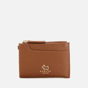 Radley Women's Pockets Small Zip Top Coin Purse - Honey