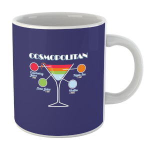 Infographic Cosmopolitan Mug