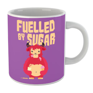 Fuelled By Sugar Mug
