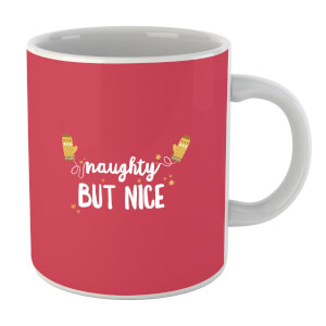Christmas Naughty But Nice Mug