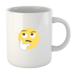 Hmm Face Mug