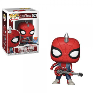 PX Previews EXC Spider-Man Video Game Spider-Punk Funko Pop! Vinyl