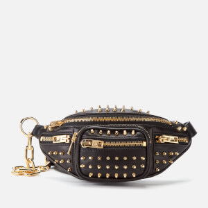 Alexander Wang Women's Attica Soft Mini Stud Belt Bag - Black