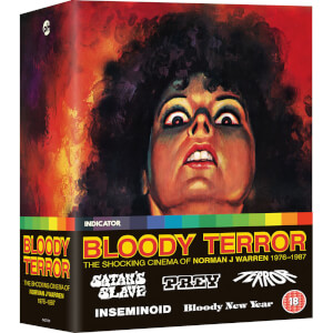 Bloody Terror: The Shocking Cinema of Norman J Warren, 1976-1987