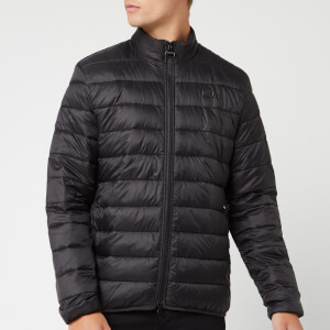 Barbour International Men's Reed Quilt Jacket - Black