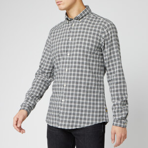Barbour International Men's Spacer Shirt - Black