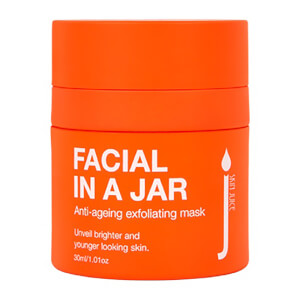 Skin Juice Facial in a Jar Exfoliating Face Mask 30ml
