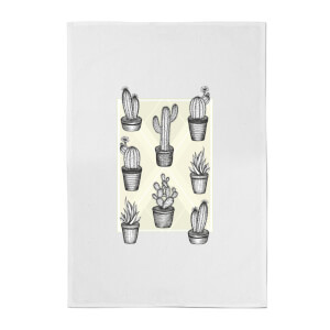 Prickly Friends Cotton Tea Towel