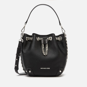 MICHAEL MICHAEL KORS Women's Alanis Small Bucket Bag - Black