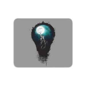 NYC Moon Mouse Mat