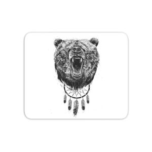Dreamcatcher Bear Mouse Mat