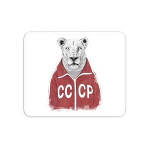 CCCP Lion Mouse Mat