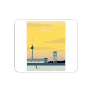 Berlin Mouse Mat