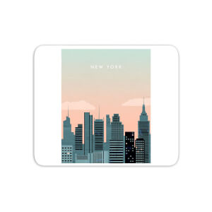 New York Mouse Mat