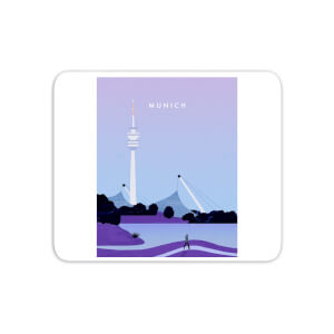 Munich Mouse Mat