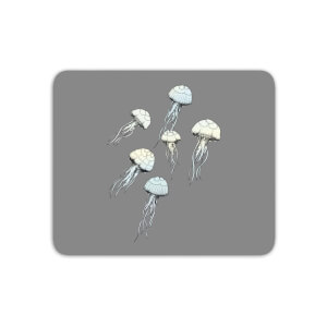 Jellyfish Mouse Mat