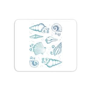 Ocean Gems Mouse Mat