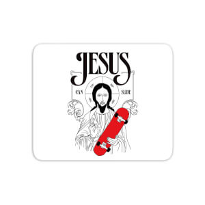 Jesus Can Slide Mouse Mat