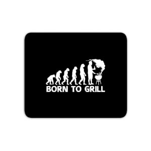 Born To Grill Mouse Mat