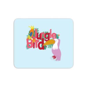 Jungle Bird Mouse Mat