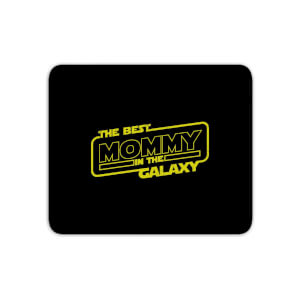 Best Mommy In The Galaxy Mouse Mat