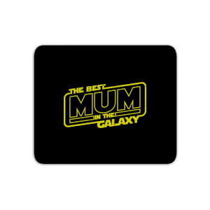 Best Mum In The Galaxy Mouse Mat