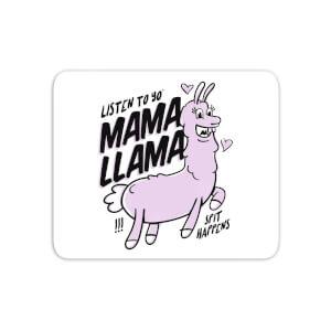 MamaLlama Mouse Mat