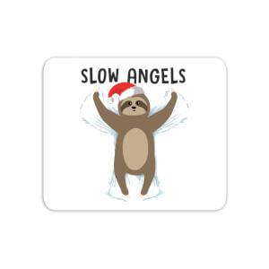 Slow Angels Mouse Mat