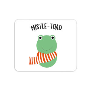 Mistle-Toad Mouse Mat