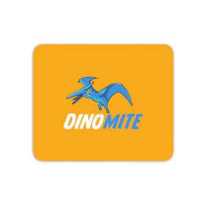Dino Mite Mouse Mat