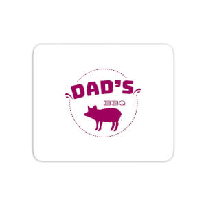 Dads BBQ Mouse Mat