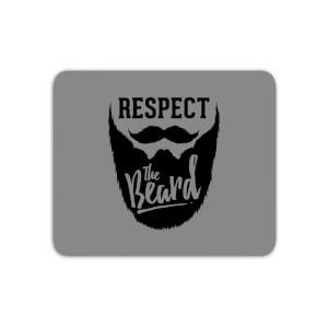 Respect The Beard Mouse Mat
