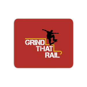 Grind That Rail Mouse Mat