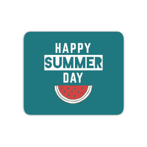 Happy SUmmer Day Mouse Mat