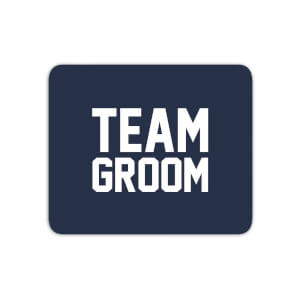 Team Groom Mouse Mat