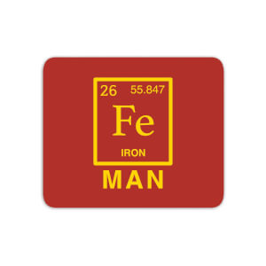 Fe Man Mouse Mat