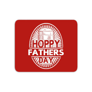 Hoppy Fathers Day Mouse Mat