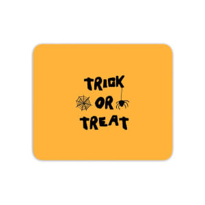 Trick Or Treat Mouse Mat