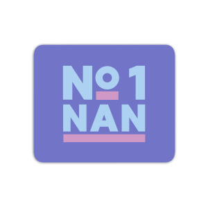 No.1 Nan Mouse Mat