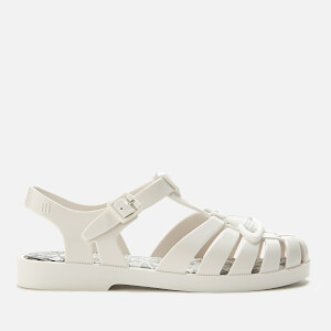 Vivienne Westwood for Melissa Women's Possession Flat Sandals - White Orb