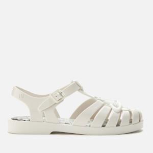 Vivienne Westwood for Melissa Women's Possession Flat Sandals - White Orb