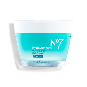 No7 HydraLuminous Water Surge Gel Cream 50ml